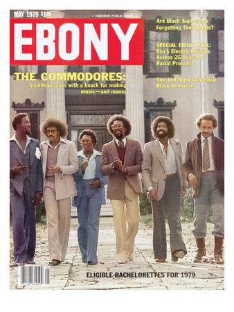 Ebony May 1979 Photographic Print by Vandell Cobb