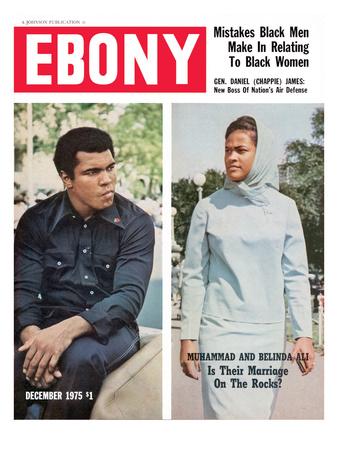 Ebony December 1975 Photographic Print by EBONY Staff