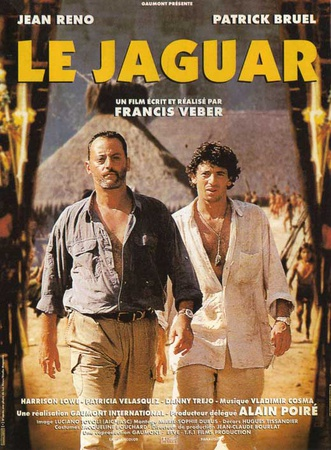 Le jaguar Movie Poster Masterprint