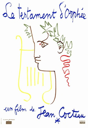 Testament of Orpheus Movie Poster Masterprint