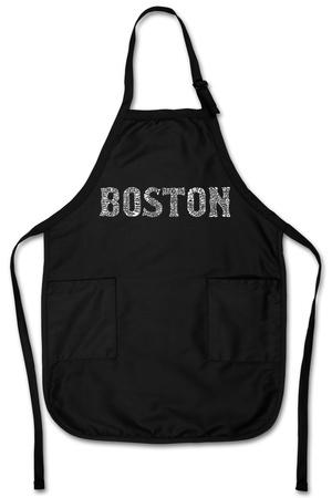 Boston Neighborhoods Apron Apron