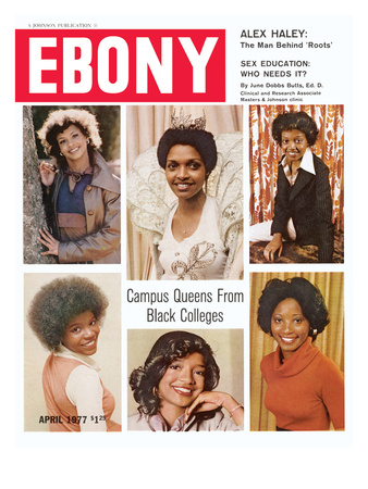 Ebony April 1977 Photographic Print by EBONY Staff