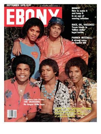 Ebony September 1979 Photographic Print by Vandell Cobb