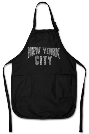 New York City - Neighborhoods Apron Apron