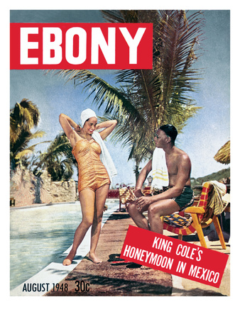 Ebony August 1948 Photographic Print by Griffith Davis