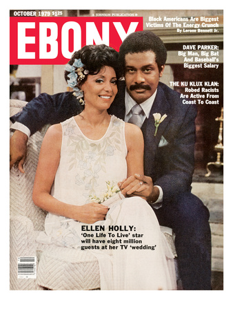 Ebony October 1979 Photographic Print by G. Marshall Wilson
