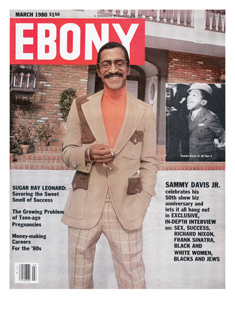 Ebony March 1980 Photographic Print by Isaac Sutton