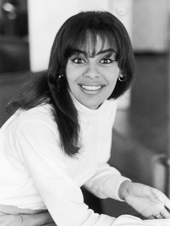 Marilyn Mccoo Is All Smiles in This Undated Photo Photographic Print by Howard Simmons