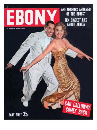 Ebony May 1957 Photographic Print by G. Marshall Wilson