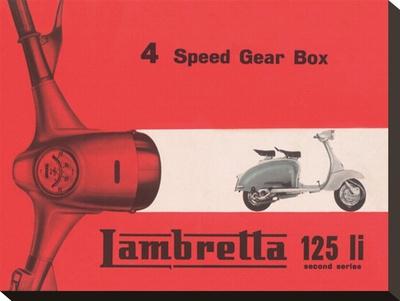 Lambretta Prints by AllPosters.co.uk