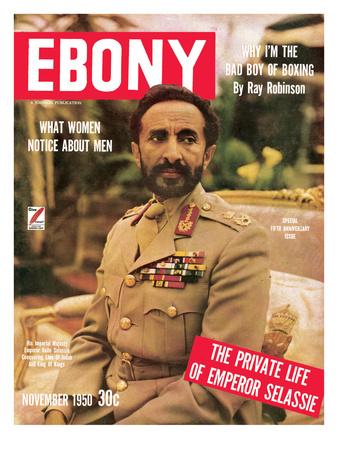 Ebony November 1950 Photographic Print by Griffith Davis