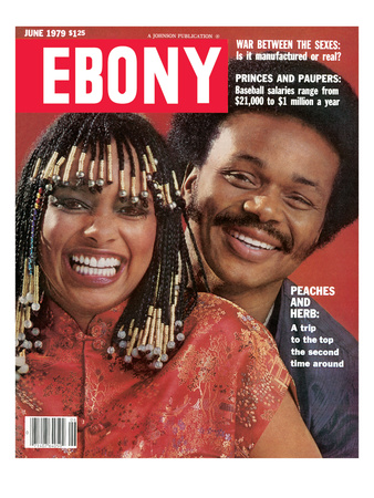 Ebony June 1979 Photographic Print by Norman Hunter