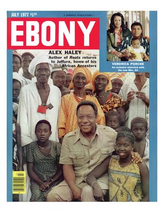 Ebony July 1977 Photographic Print by EBONY Staff