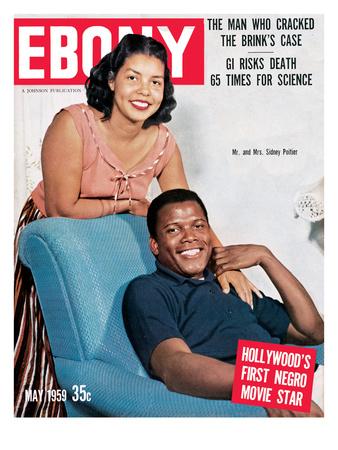 Ebony May 1959 Photographic Print by G. Marshall Wilson