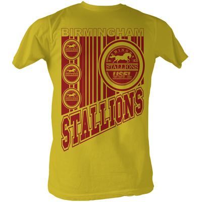 USFL - Wild Stallions T-shirts