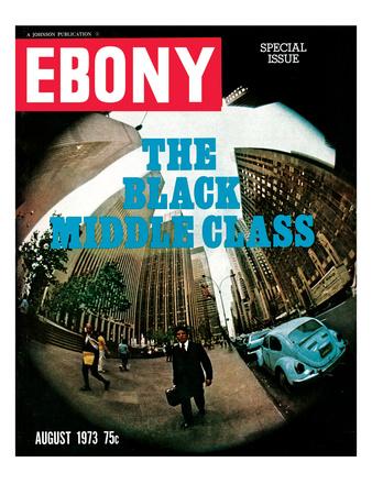 Ebony August 1973 Photographic Print by G. Marshall Wilson