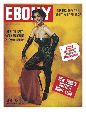 Ebony June 1954 Photographic Print by G. Marshall Wilson