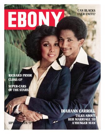 Ebony September 1976 Photographic Print by Moneta Sleet