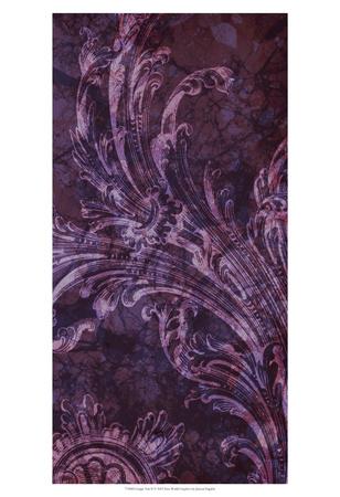 Grape Tart II Prints by Jarman Fagalde