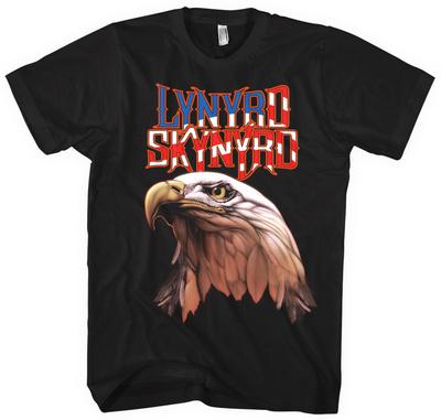 Lynyrd Skynyrd - Americana T-shirts