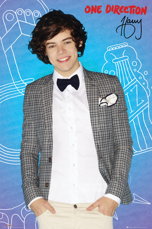 One Direction-Harry Pop Plakater