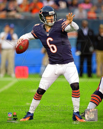 Jay Cutler 2012 Action Photo