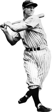 Lou Gehrig New York Yankees Lifesize Standup Cardboard Cutouts