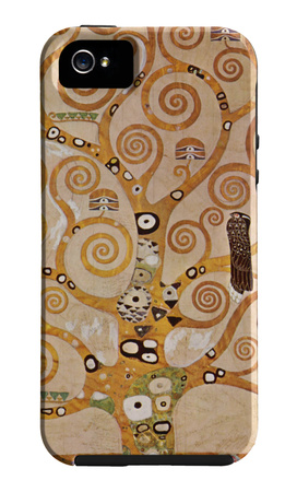 Frieze II Funda de iPhone 5 por Gustav Klimt