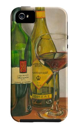 Wine Series I Funda de iPhone 5 por Jennifer Goldberger