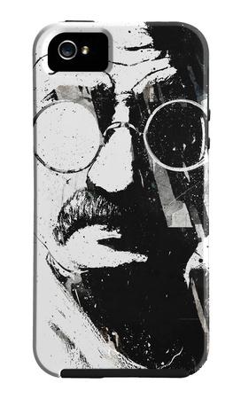 Gandhi iPhone 5-cover
