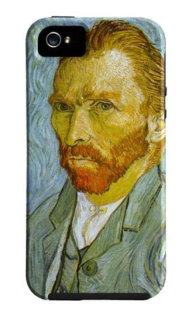 Self Portrait iPhone 5-cover