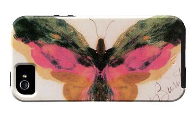 Butterfly Funda de iPhone 5 por Albert Bierstadt