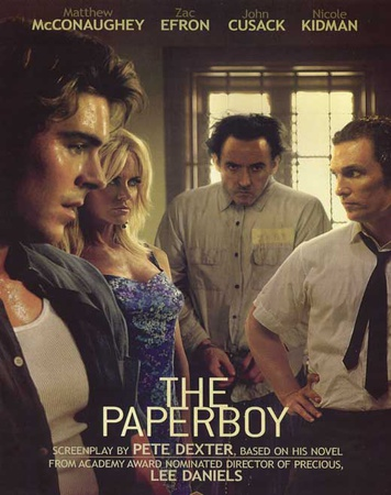 The Paperboy Movie Poster Masterprint