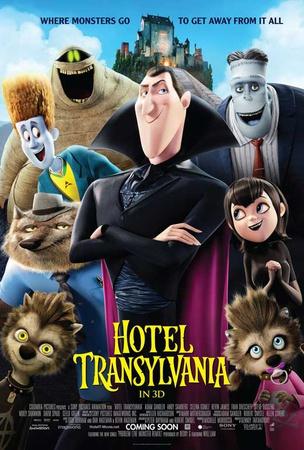 Hotel Transylvania Movie Poster Prints