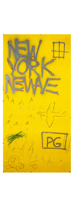Untitled, 1980 Giclee Print by Jean-Michel Basquiat