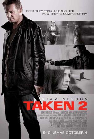 Taken 2 Movie Poster Posters