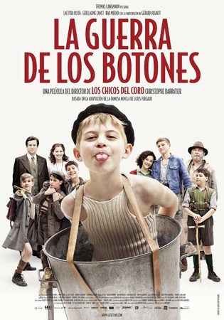 War of the Buttons Spanish Style Movie Poster Masterprint