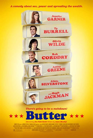 Butter Movie Poster Masterprint