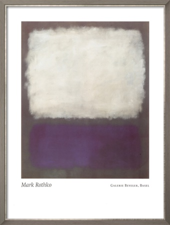 Blue and Grey, c.1962 Stampa di Mark Rothko