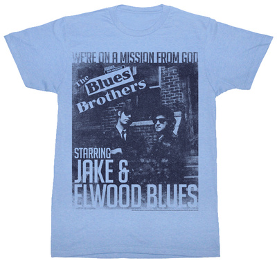 Blues Brothers - More Missions! Shirt