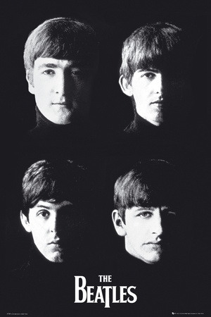 The Beatles-With the Poster