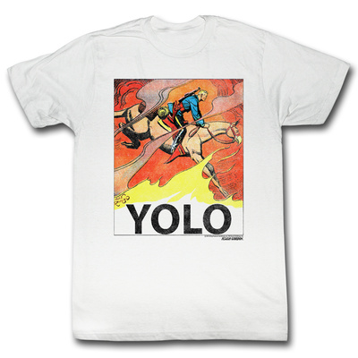 Flash Gordon - Yolo Shirts