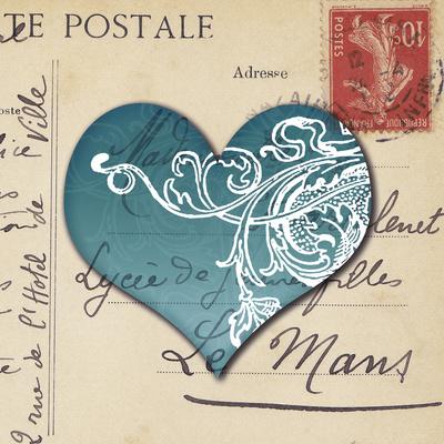 Le Cœur d'Amour II Prints by Sabine Berg