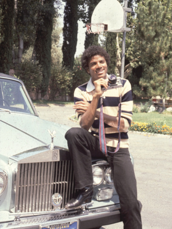 Michael Jackson - 1979 Photographic Print by Isaac Sutton