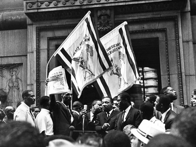 Martin Luther King Jr. - 1965 Photographic Print by Lacey Crawford