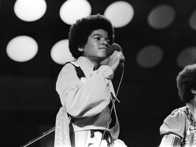 Michael Jackson Photographic Print by Norman Hunter