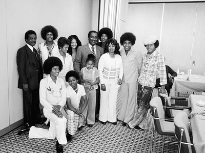 Michael Jackson, JPC - 1978 Photographic Print by Norman Hunter
