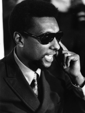 Stokely Carmichael - 1970 Photographic Print by Maurice Sorrell