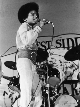 Michael Jackson - 1971 Photographic Print by Vaughn Patterson