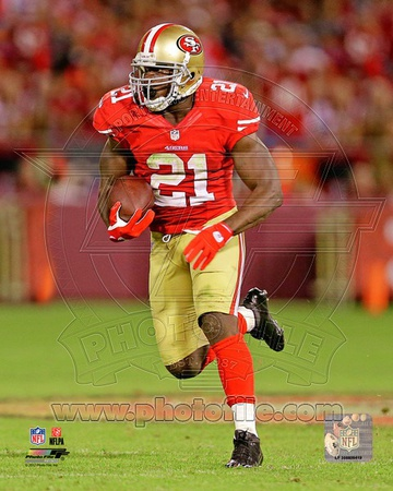Frank Gore 2012 Action Photo
